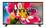 TV LED 40' INFINITON Full HD - Reproductor y Grabador USB, 3 x HDMI, Modo Hotel
