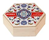 Delicias Turcas Koksa Caja De Madera 250 g (Tuerca Mixtos Koksa Delicias Turcas Caja De Madera 250 g)