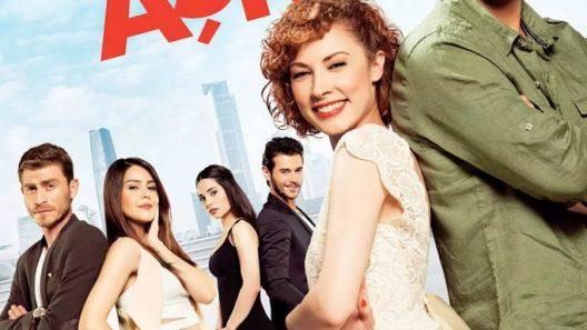 Serie turca Inadina Ask: Amor Obstinado