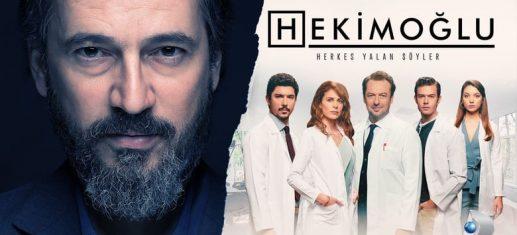 Portada de la serie turca Hekimoglu